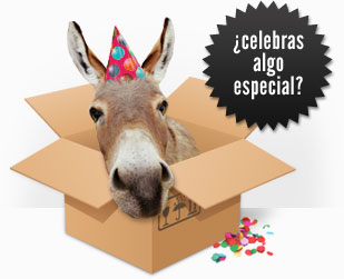 ¿celebras algo especial?